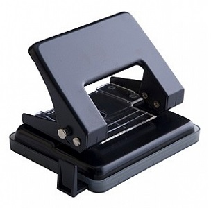 Carl 100XL 2-Hole Punch (Black) 雙孔打孔機 (黑)