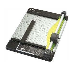 Carl DC-210N Paper Trimmer 滾輪切紙刀 A4-32pages