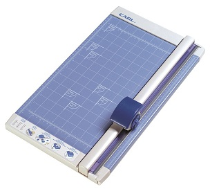 Carl RT-218 Paper Trimmer 滾輪式切紙器 A3-10pages