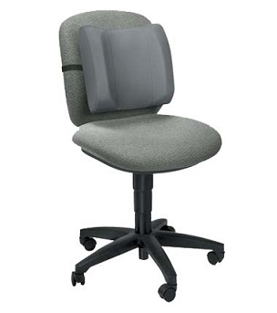 Fellowes FW91926 Premium Backrest (Grey) 高級背墊 (灰色)