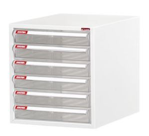 Shuter 樹德 A4-106P 6-Drawer Document Cabinet 六層文件櫃