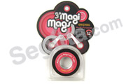 3+ Magi Mags A-102 萬用魔術磁貼 (19mm x 5M) - 紅 Multi-purpose Adhesive Magnetic Tape (19mm x 5M) - Red
