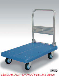 PLA 300Y-DX ��h�O����Ƥ���� Single Layer Trolley